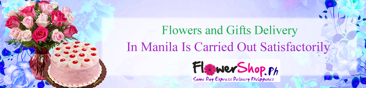 Flower and Gifts Delivery in Manila Philippines