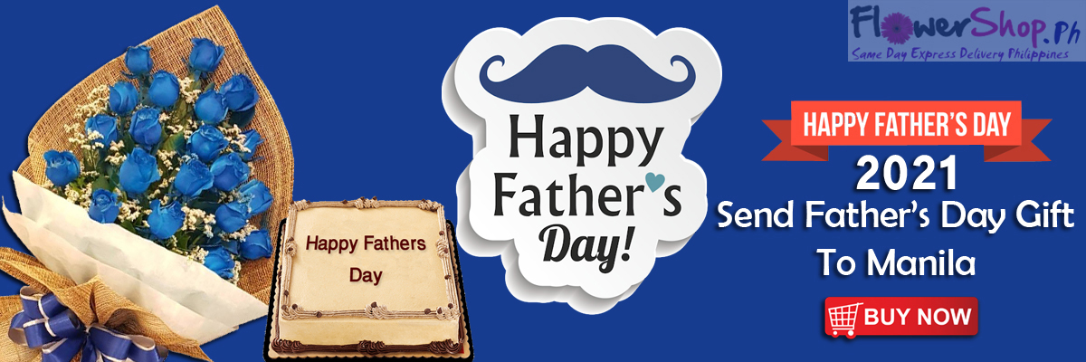 send fathers day flower and gifts to manila