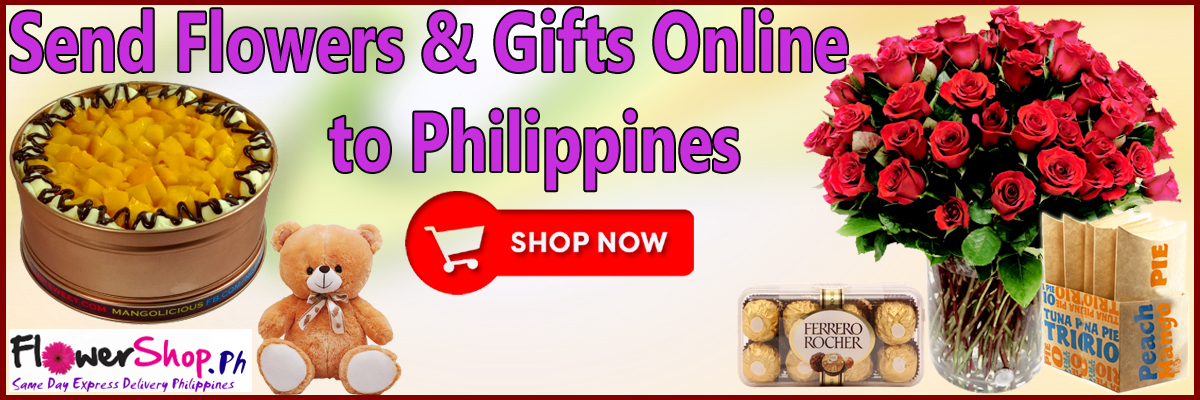 send flower and gifts to manila philippines