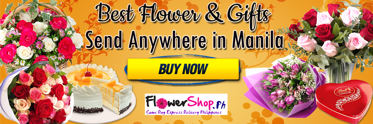 send flower and gifts to manila