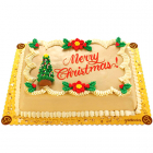send christmas cake to manila philippines