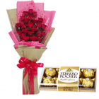 send birthday flower with chocolate to manila