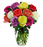 buy colorful roses to philippines
