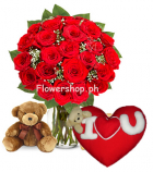 online valentines combo gifts