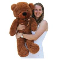 Dark Brown Color Giant Bear