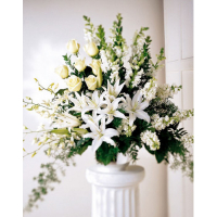 Send Light In Your Honor Arrangement to Philippines