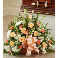 Send Soothing Peach Basket to the Phillipines