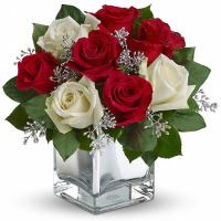Snowy Night Bouquet Send to Philippines
