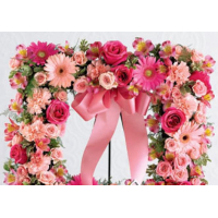 Send Square Shaped Funaral Wreath to Phillipines
