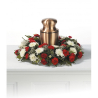 Send Sympathy Wreath Centerpiece to the Philippines