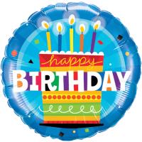 1 pcs Birthday Balloon