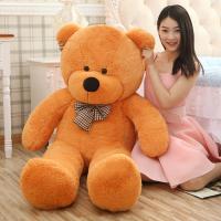 4 Feet Huggable and loveable Giant Bear