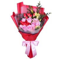 send christmas arrangement of mixed flower to philippines