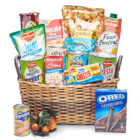send local holiday gift basket - 02 to philippines