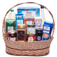 send holiday tesco gift basket - 01 to manila philippines