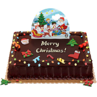 send christmas cake to manila in the Philippines
