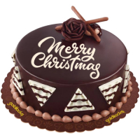 send xmas all about chocolate cake by goldilocks to philippines