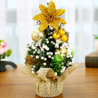 send 20cm gold mini christmas tree to manila philippines