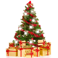 send 5 feet decorated christmas tree to philippines