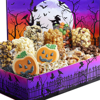 send halloween creepy treat in a box to philippines