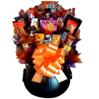 send halloween cauldron of chocolate to philippines