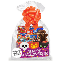 send halloween chocolate and biscuit crate to philippines