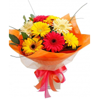 send 20 stem gerberas bouquet to philippines