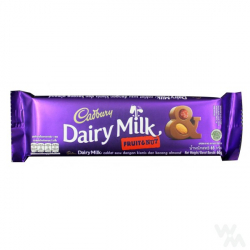 Send Cadbury Chocolate Fruits & Nut 65g to Philippines