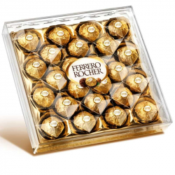 ferrero rocher 24 pcs.send to philippines