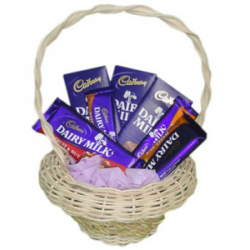 Send Cadbury Chocolate Basket to Philippines
