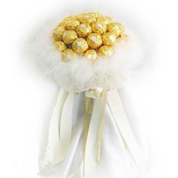 ferrero white bouquet send to philippines