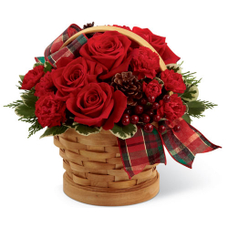 Joyous Holiday Bouquet Send to Philippines