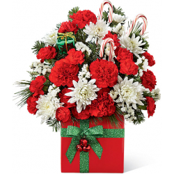 Christmas Cheer Bouquet Send to Philippines