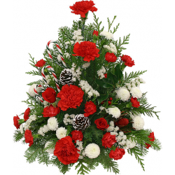 Decorative Floral Tree Send to Philippines