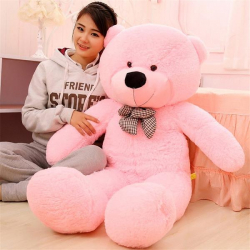 4 Feet Pink Color Giant Teddy Bear