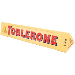 1 bar of Toblerone. 100g. send to philippines