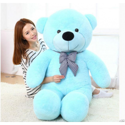4 feet Giant Paste Color Teddy Bear