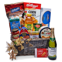 delivery holiday grocery gift basket - 05 to manila philippines