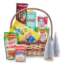 send local holiday gift basket - 01 to philippines