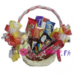 Send Chocolate Basket to Philippines