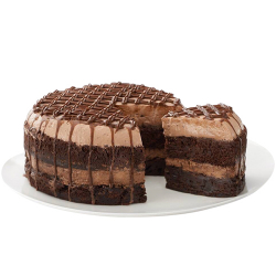 send choco overload cake by contis cake to philippines