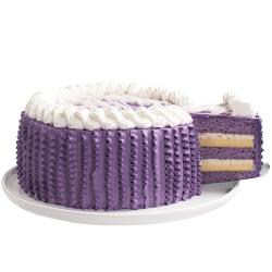 Ube Custard Cake (NEW) by Contis
