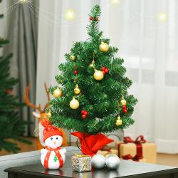 send 2 feet christmas tree led lights decor to philippines