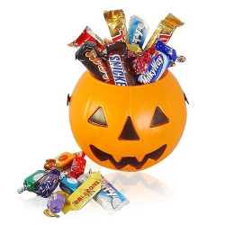 send halloween jack o'lantern of treats to philippines