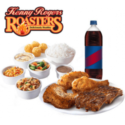 online kenny rogers foods in manila
