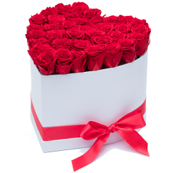 send 36 red roses heart shaped box to philippines