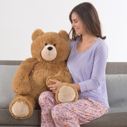 3 Feet Light Brown Color Giant Teddy Bear