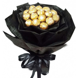 12 Ferrero Chocolates Bouquet