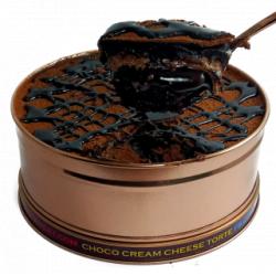 Choco Cream Cheese Torte Can Cake