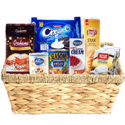 Econo Gift Basket-02 to Manila